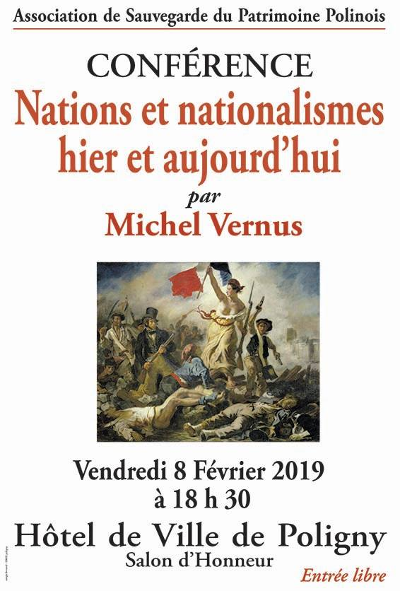 conference vernus nations et nationalismes